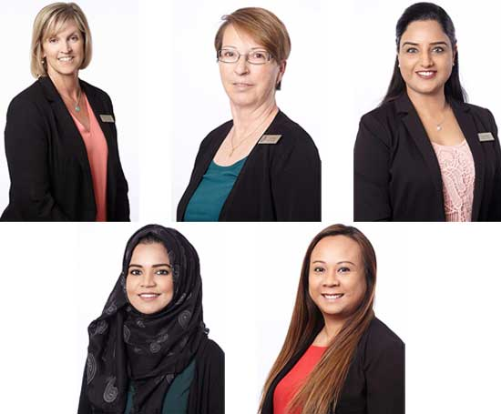 Administration Team | Memorial Square Dental | NE Calgary Dentist